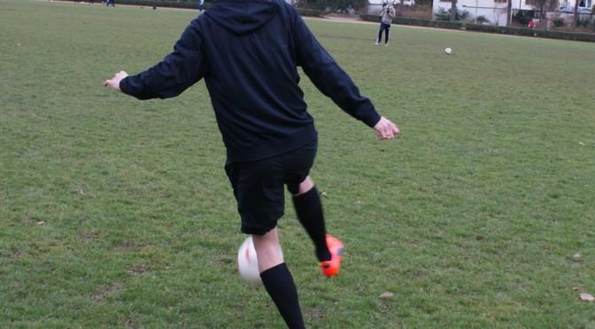 Ballannahme trainieren – typische Fehler