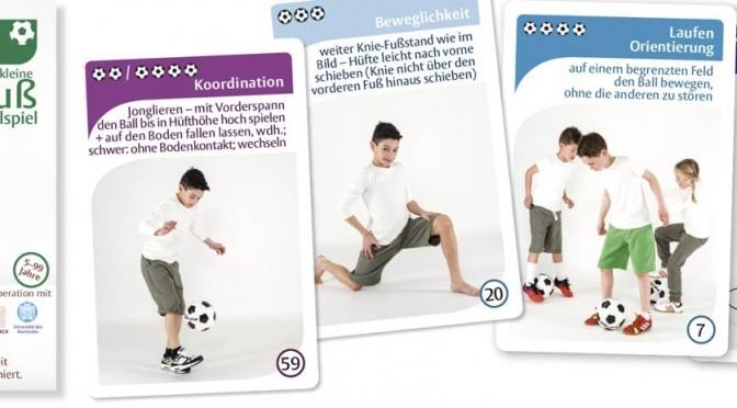 Das kleine Fußballspiel für Kinder ab 5