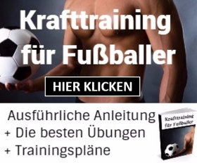 Fußballer - Krafttraining eBook