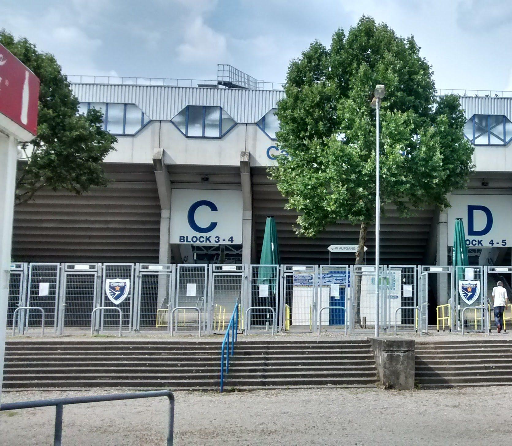Hotel Und Pensionen Rostock Stadion